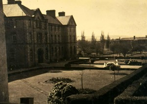 S.D.U Hospital buildings