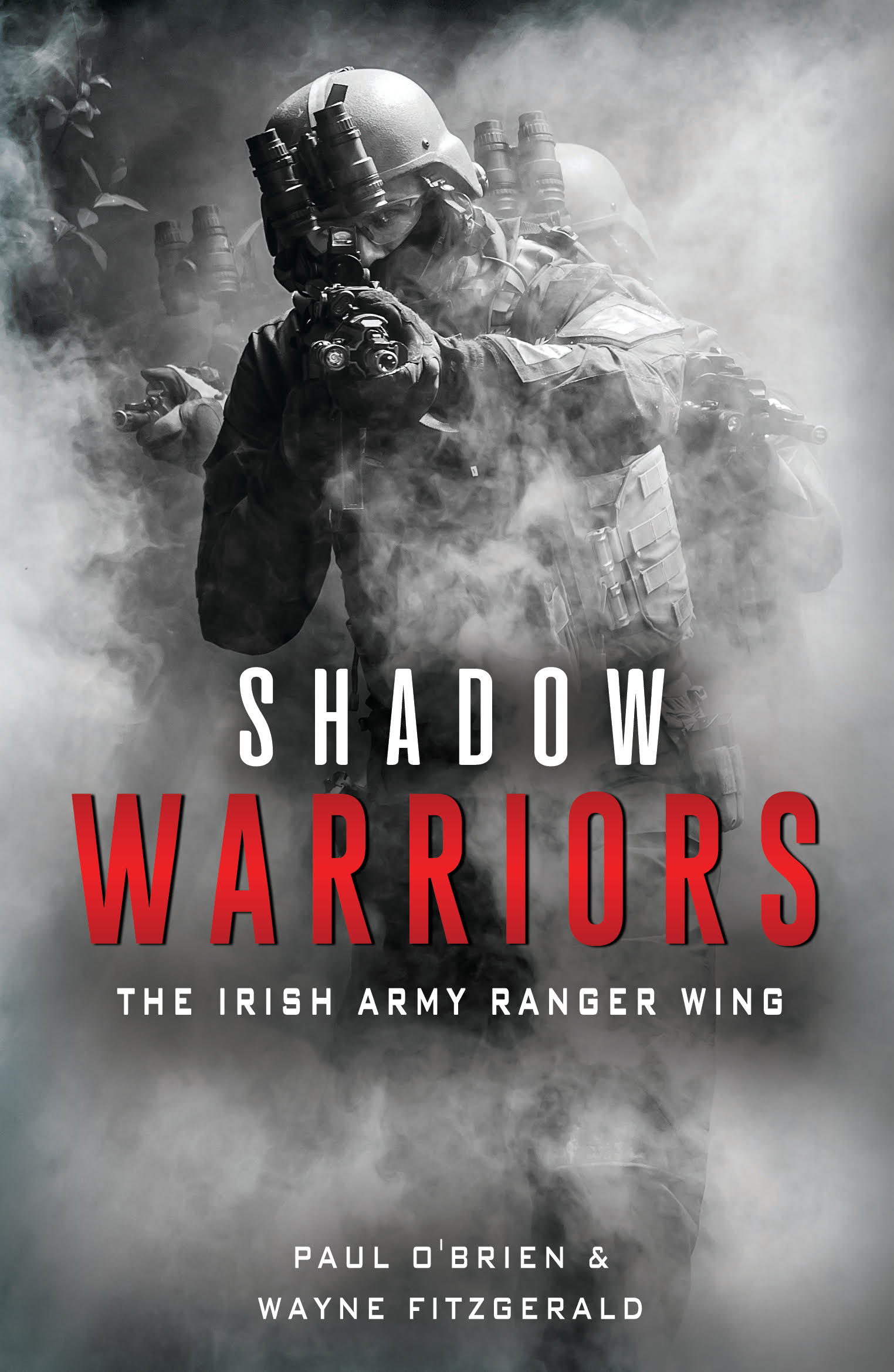 Shadow Warriors: The Irish Army Ranger Wing